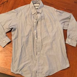 Mens Brooks Brothers Button-Up